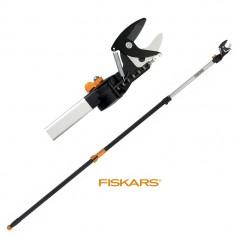 SVETTATOIO FISKARS UNIVERSAL CUTTER UP 86 CON ASTA TELESCOPICA COD. 115560