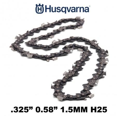CATENA HUSQVARNA 66 MAGLIE H25 21BP .325 1.5MM 501840466