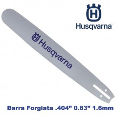 "Barra forgiata Husqvarna .404"" 96cm 1,6mm 501958104"
