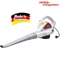 Soffiatore - aspiratore elettrico 2600W MOGATEC IKRA LSN 2600E per foglie da giardino