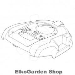 SCOCCA PRINCIPALE AUTOMOWER 521939201 EX 535134801