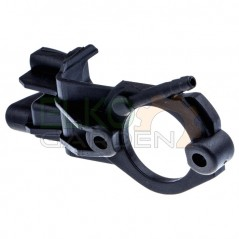 FLANGIA SUPPORTO CARBURATORE HUSQVARNA 340 345 346XP 350 351 353 503866402 EX 503866401