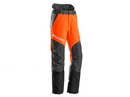 Pantalone Husqvarna Technical con protezione antitaglio EN 381 classe 1 20 m/s