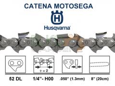 CATENA HUSQVARNA 52 MAGLIE H00 1/4 1.3MM (25AP) - 514078901