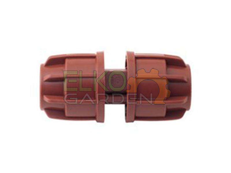 MANICOTTO A COMPRESSIONE IRRIFIT BROWN D.16X16 - 040107016
