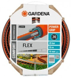 TUBO GARDENA COMFORT FLEX 15MM-25MT 18045-26