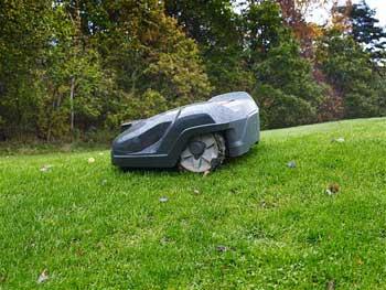 Husqvarna Automower® 315 - Affidabilità