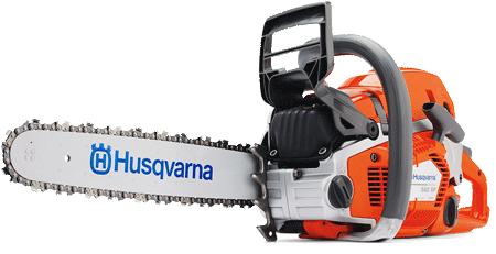 Motoseghe professionale Husqvarna