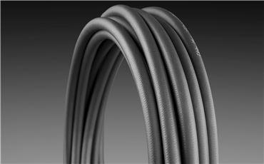 Flexible high pressure hose