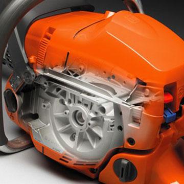 Husqvarna 572xp Carter motore in magnesio