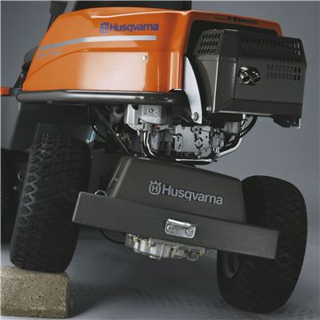 trattorino husqvarna rider r 214t elko garden. Black Bedroom Furniture Sets. Home Design Ideas