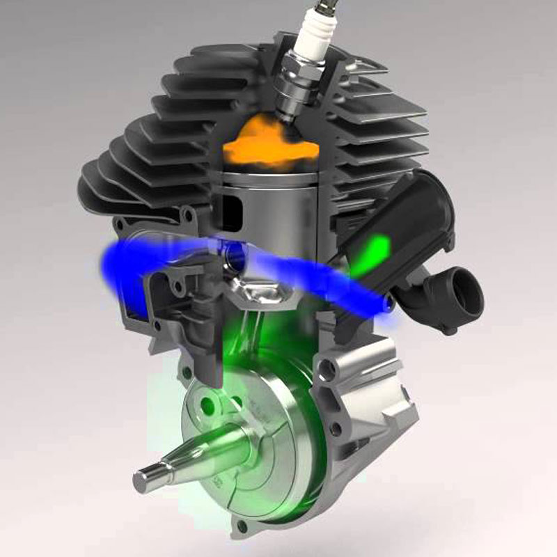 Motore X-Torq