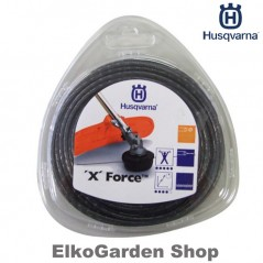 FILO NYLON HUSQVARNA X FORCE D. 2,7mm 43mt 578433801