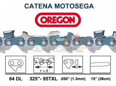 CATENA MOTOSEGA OREGON SPEEDCUT 64 MAGLIE PASSO 325 1,3 MM - 95TXL-064E